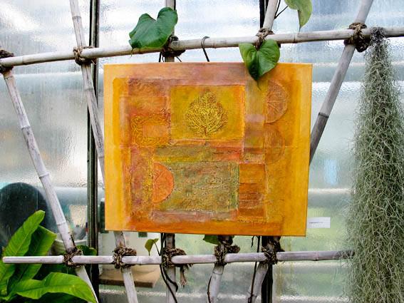 Botanischer Garten Solingen - Ausstellung Margarete Müller-Teschke4