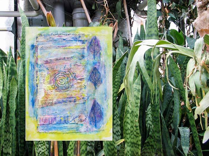 Botanischer Garten Solingen - Ausstellung Margarete Müller-Teschke5